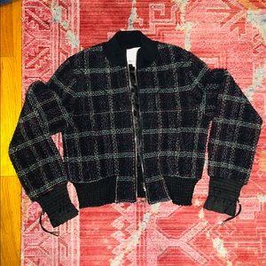 Philip Lim boucle jacket